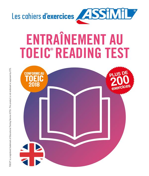 CAHIER PREPARATION TOEIC READING  ASSIMIL
